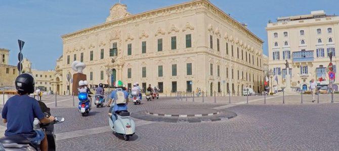 Vespa club ispica i vespi siciliani - Malta finestra azzurra ...